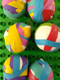 Balle jongleur petit