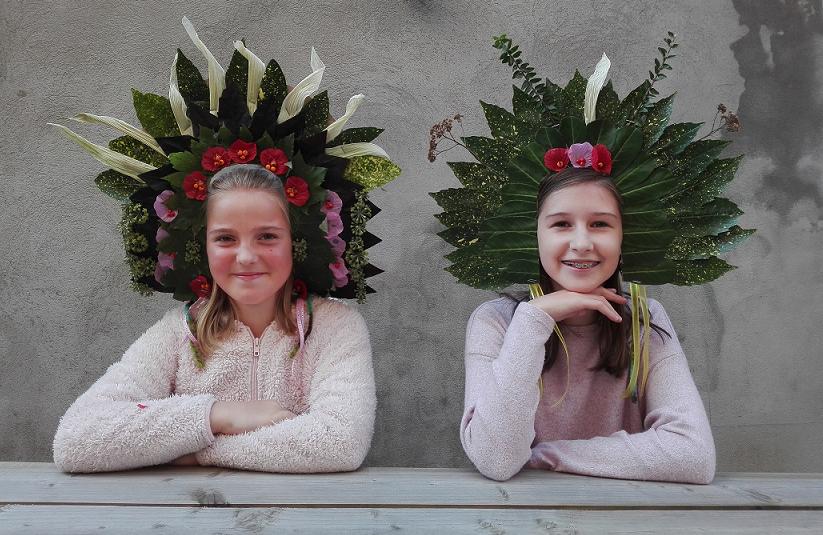 Couronnes ukrainiennes rayon vert 1