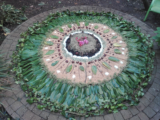 Mandala chloe