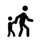 Traverser enfant